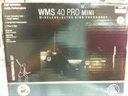 WMS 40 Pro Mini Wireless-Ultra High Frequency US45A